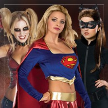 Superheroes Costumes for Women