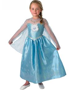 Deluxe Elsa Child Costume