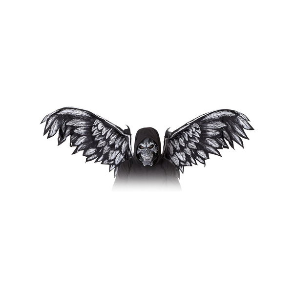 Fallen angel wings and mask kit