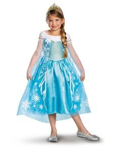 Elsa: Frozen Prestige Child Costume