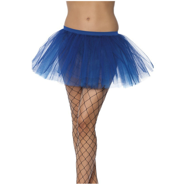 Blue Tutu Petticoat