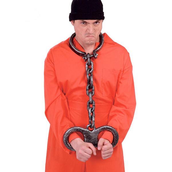 70cm Prisoner Chain