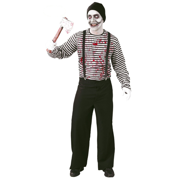 Killer Mime Costume