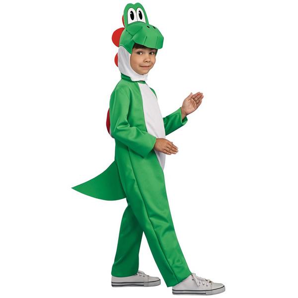 Childrens Yoshi Deluxe Costume