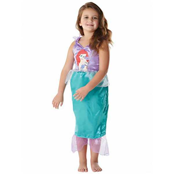 Ariel little mermaid Costume classic for a girl