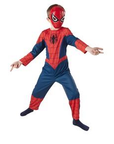 Childrens Ultimate Spiderman Classic Costume