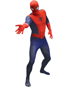 Spiderman Classic Morphsuit Costume