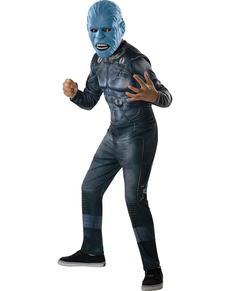 The Amazing Spiderman 2 Electro costume for a child