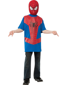 The Amazing Spiderman 2 Spiderman tshirt for a child