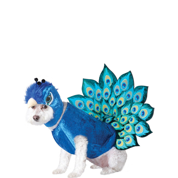 Dog Shark Costumes Peacock Costume For Dogs